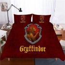 King Size 3 pcs Harry Potter #02 bedding set duvet cover pillow cases