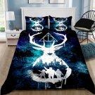 2019 Queen Size 3 pcs Harry Potter #03 bedding set duvet cover pillow cases
