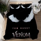 3 pcs Queen Size 3D Star Wars Venom #13 Bedding Set Duvet Cover