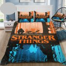 King Size 3 pcs #02 Stranger Things Movie bedding set duvet cover pillow cases