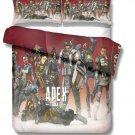 Apex Legends Game Single Size 2pcs #07 bedding set duvet cover pillow case