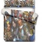 Apex Legends Game Twin Size 2pcs #05 bedding set duvet cover pillow case