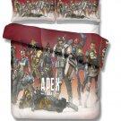 Apex Legends Game Twin Size 2pcs #07 bedding set duvet cover pillow case