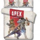 Apex Legends Game Full Size 3pcs #01 bedding set duvet cover pillow case