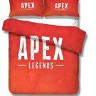 Apex Legends Game Full Size 3pcs #02 bedding set duvet cover pillow case