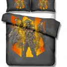Apex Legends Game Full Size 3pcs #04 bedding set duvet cover pillow case