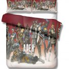Apex Legends Game Full Size 3pcs #07 bedding set duvet cover pillow case
