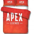 Apex Legends Game king Size 3pcs #02 bedding set duvet cover pillow case
