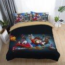 New single Size Super Mario #02 bedding set duvet cover pillow cases