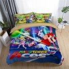 New single Size Super Mario #03 bedding set duvet cover pillow cases