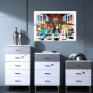 Minecraft #101 Wall Stickers For Kids Rooms
