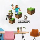 Minecraft #102 Wall Stickers For Kids Rooms