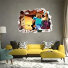 Minecraft #103 Wall Stickers For Kids Rooms