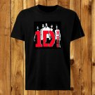 One Direction T-SHIRT Black New
