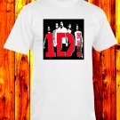 One Direction T-SHIRT White New