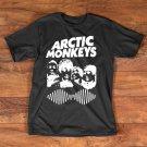 Artic Monkeys Black T shirt