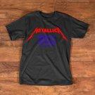 Metallica black costum t shirt