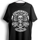Affliction AC MC BLACK   t shirt new