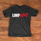 LIMPBIZKIT BLACK HIP HOP ROCK BLACK TEE