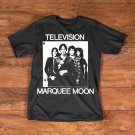 MARQUEE MOON COSTUM BLACK TEE