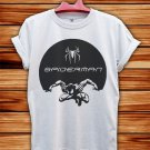THE SPIDERMAN WHITE TEE UNISEX