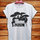 THE BEATLES RAINY DAY WHITE TEE UNISEX