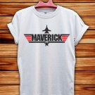 TOP GUN MAVERICK WHITE TEE