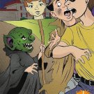 1996 Topps Goosebumps #31 Terrifying Turnabout Trading Card