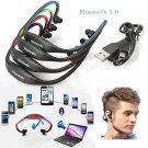 Universal Bluetooth Wireless Stereo Headset Sport Handfree Headphone