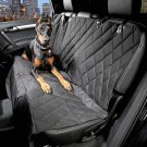 600D Oxford Pet Car Seat Covers Waterproof Back Bench Seat Car Interior Travel Accessories