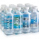 Purest Drinking Deep Water of Lake Baikal pack of 12 x 0.45L (12 x 15 fl.oz.)