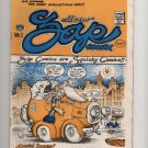 Zap Comix Issue No. 1 Printed by Charles Plymell