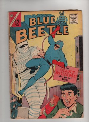 Blue Beetle Volume 2 Issue No. 1