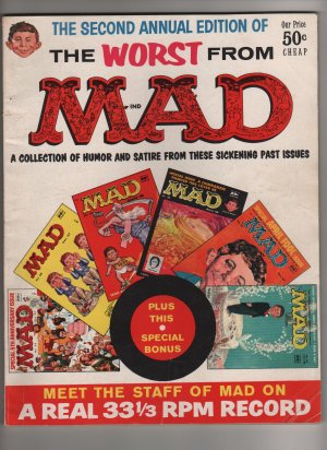 2nd Annual Edition of the Worst from Mad