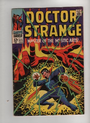 Doctor Strange No. 35