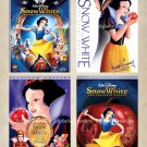 """Snow White & Seven Dwarfs - 3.5"""" x 5"""" Color Postcards - Vintage Style - 12 total"""