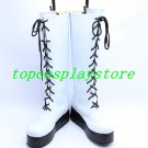 Hitman Reborn Belphegor Belufuegolu Cosplay Boots Shoes style two