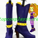 My Little Pony: Equestria Girls Rainbow Rocks Adagio Dazzle cosplay shoes boots color one