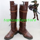 The Legend of Zelda link Cosplay Boots shoes shoe boot