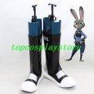 Zootopia Judy Hopps Judith Laverne Hopps new com Cosplay Boots shoes shoe boot