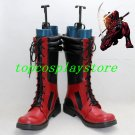 Deadpool Wade Winston Wilson movie ver Cosplay shoe boots shoes boot