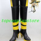 vocaloid lily Cosplay Boots shoes Custom-Made