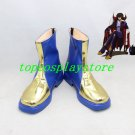 CODE GEASS Lelouch of the Rebellion knight of seven short ver Cosplay Boots shoes shoe boot