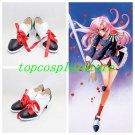 Revolutionary Girl Utena Tenjo Utena cosplay Shoes Boots shoe flat ver  #15YJZ14