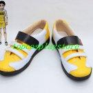 Yowamushi Pedal Onoda Sakamichi Yellow Cosplay Shoes boots #15YJZ82 color 1