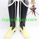 Puella Magi Madoka Magica Tomoe Mami Cosplay Shoes Boots Version A Custom made #PM001 style 2