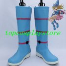 Yu-Gi-Oh! Duel Monsters Dark Magician Girl cosplay shoes boots style 1