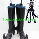 Soul Eater Cosplay Blair Black Cosplay Boots shoes high heel ver