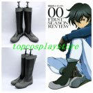 Mobile Suit Gundam SEED Setsuna F Seiei  cosplay shoes boots ezwq33