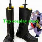 InuYasha Cosplay Sesshoumaru Black Cosplay Boots shoes shoe boot